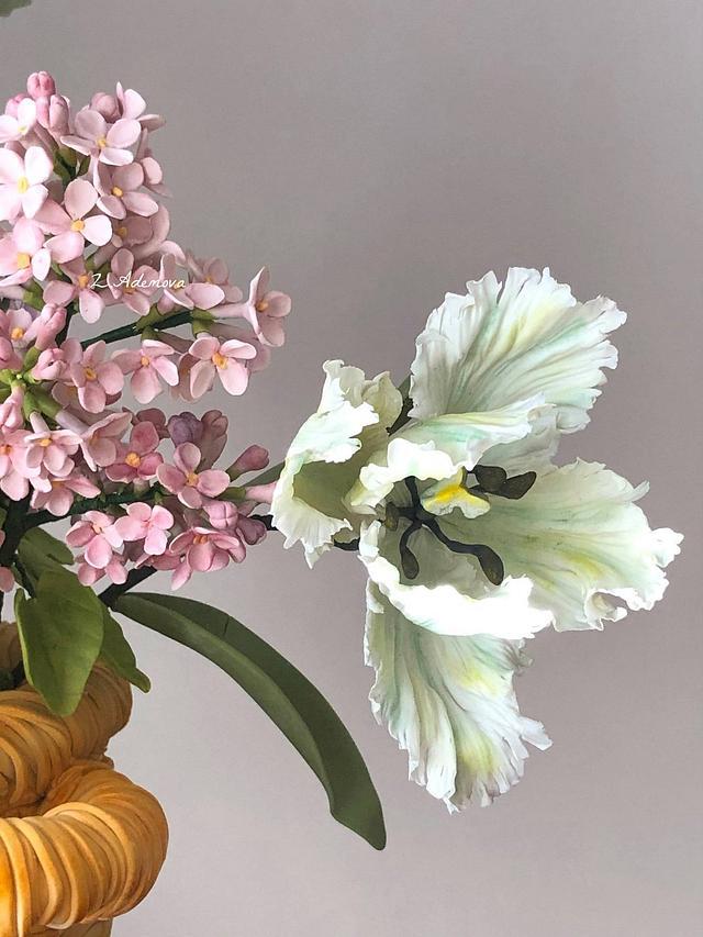 Easter -Spring cake.......