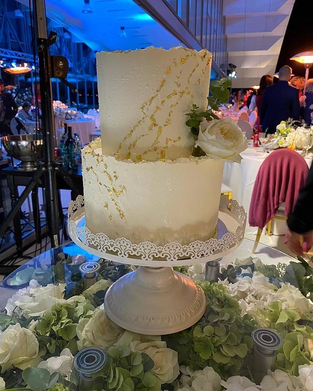 Buttercream cake!!!