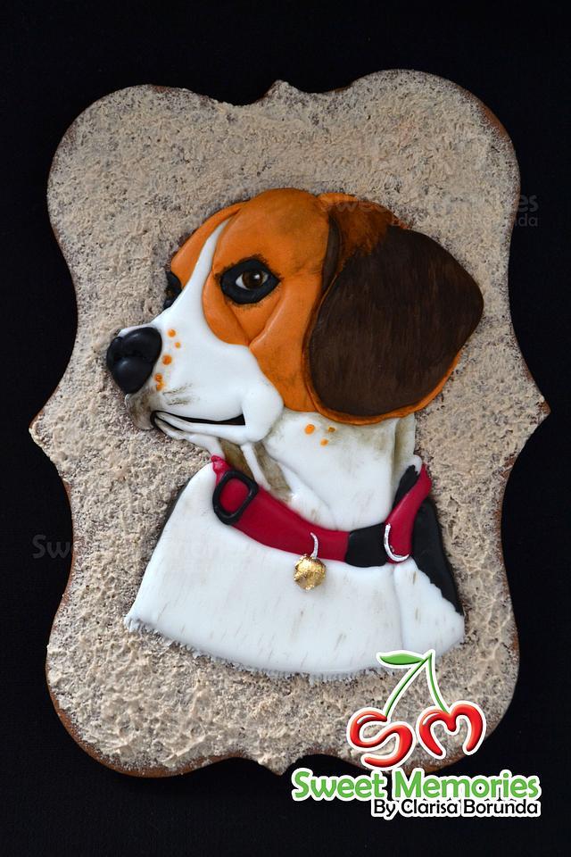 Beagle - Pawfectly Doglicious Collab