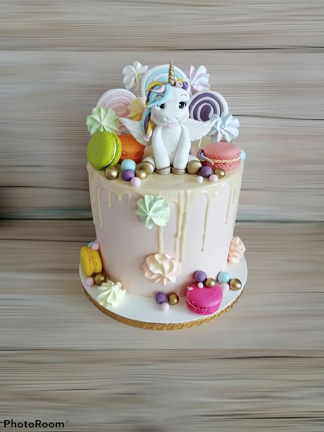 My new Cake 🦄🦄🦄