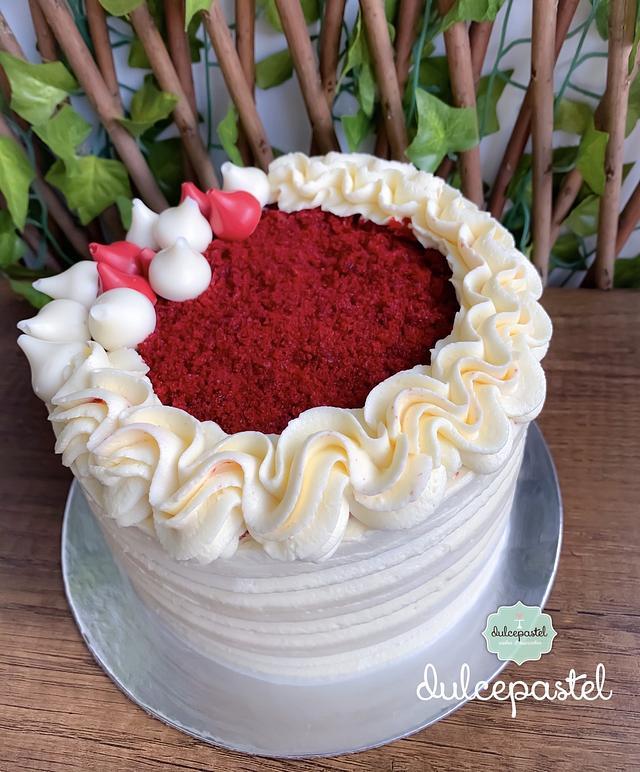 Red Velvet Cake Medellin