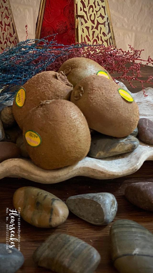 """""""Kiwi Fruit"""" Cake"""
