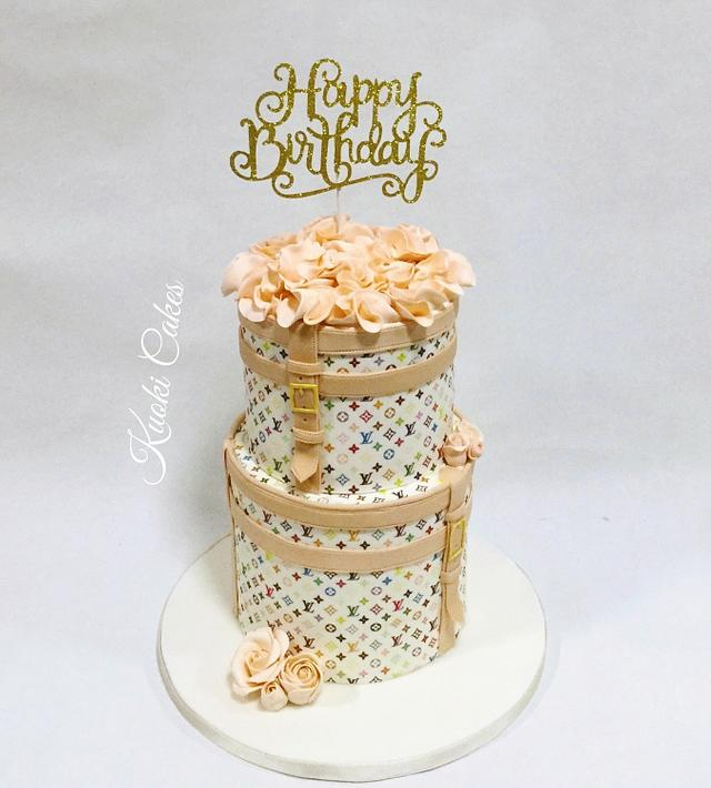 Fashion cake Birthday