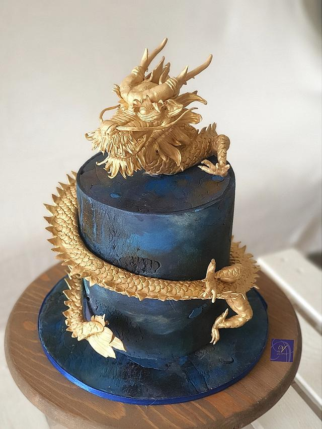 Dragon Cake