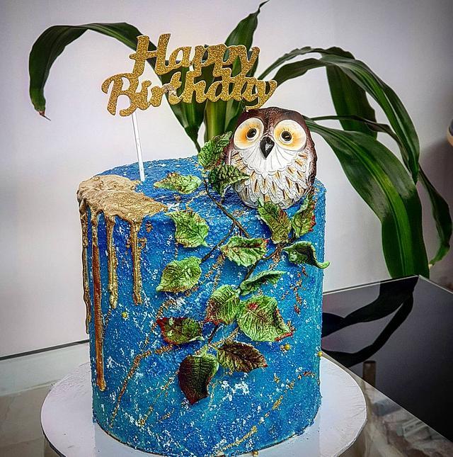 My daughter's 18th birthday cake