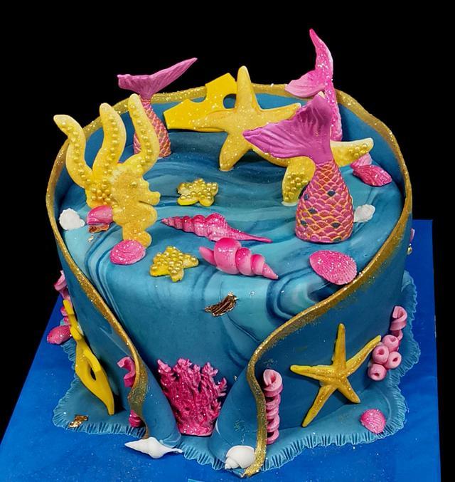 Cake Seabed