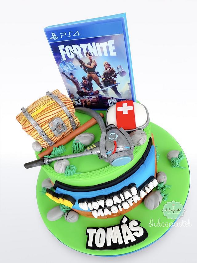 Torta Fortnite Medellín