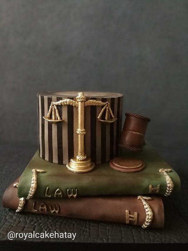 Law cake