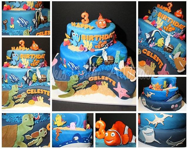 Finding Nemo-All edible!