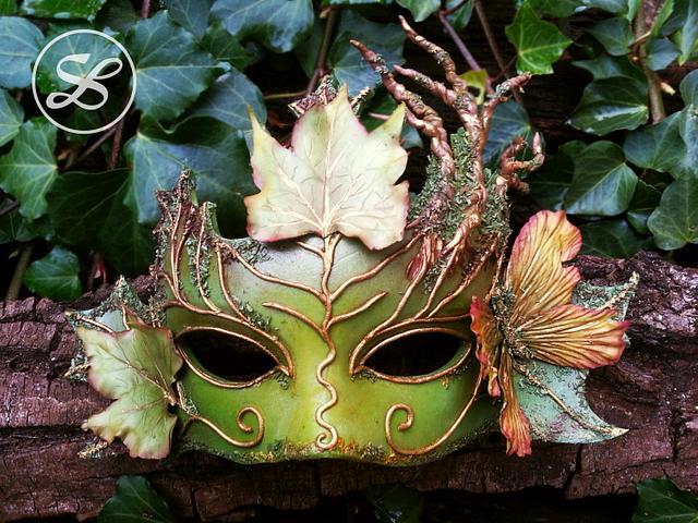MIMESIS, the fairy greenery (Fairy mask)