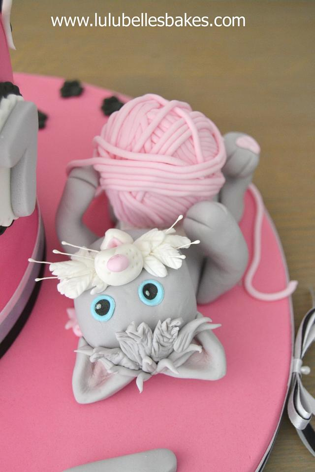 3 Little Kittens....