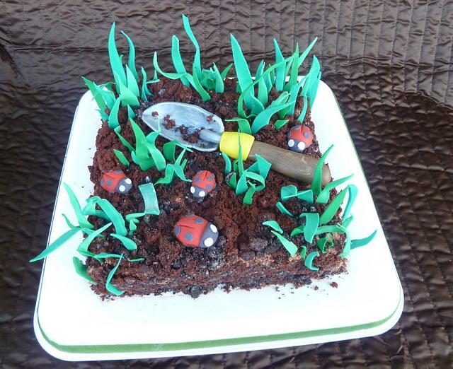 Garden cake :)