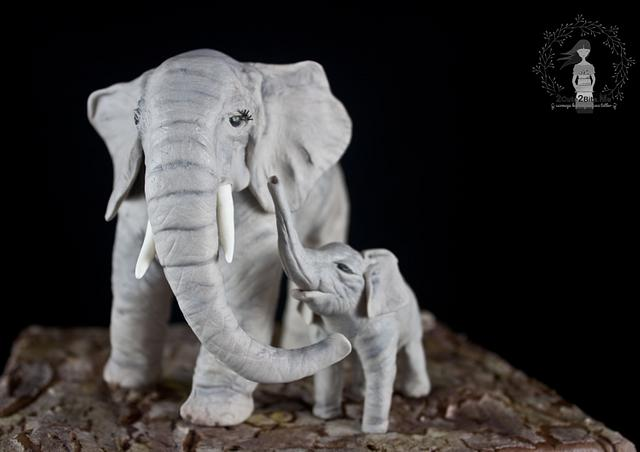 Animal Right Collaboration 2016_African Elephant