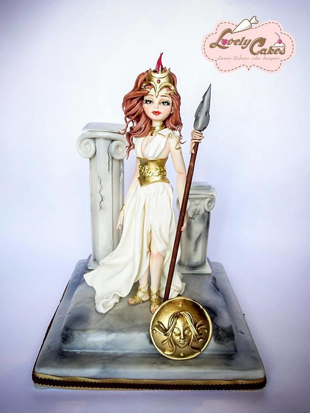 Athena : Sugar Myths and fantasies Collaboration 2.0