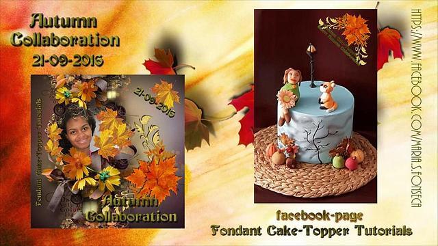 Sweet autumn collaboration 2016