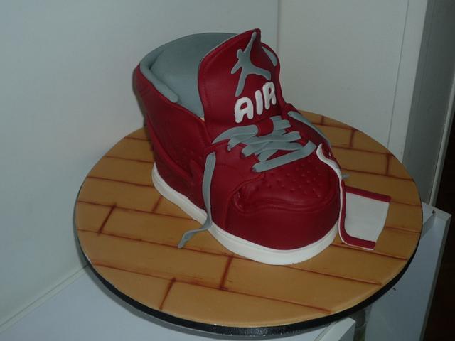 Basketball 3D cake