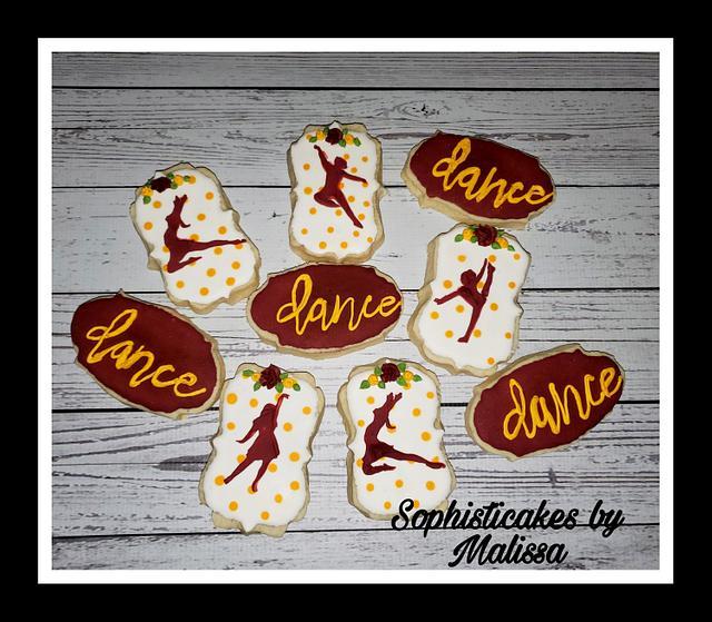 Danceline Cookies