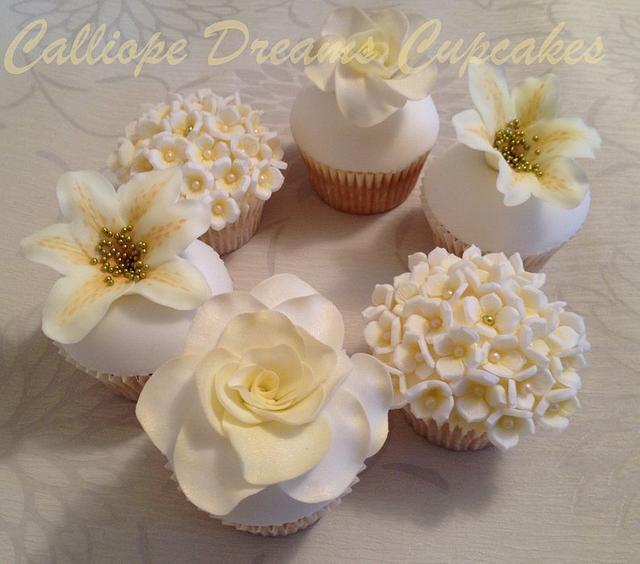 Surprise Birthday Cupcakes