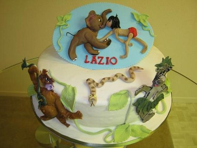 Jungle Book Baby Shower