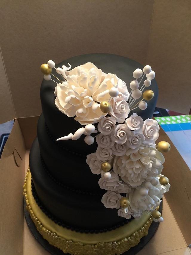 50th birthday cake