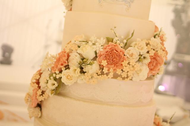 The Biggest Wedding Cake I've ever made!