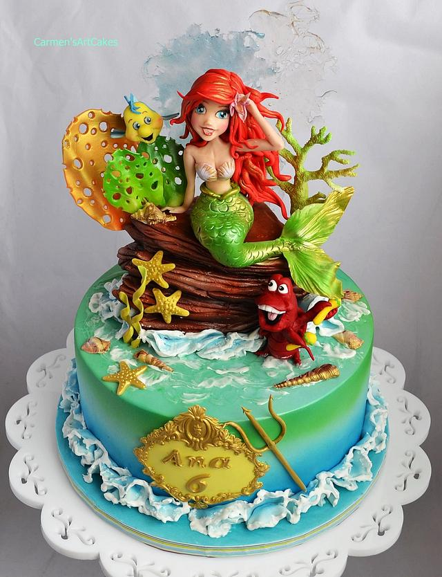 Ariel and the Waterworld