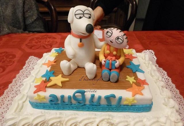 Griffin's cake