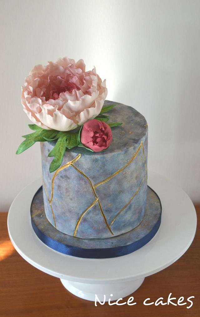 Stone cake