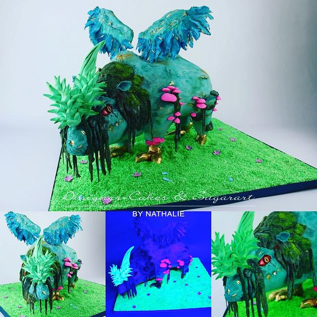 Fantasy-Rhino - Sugar Myths and Fantasies