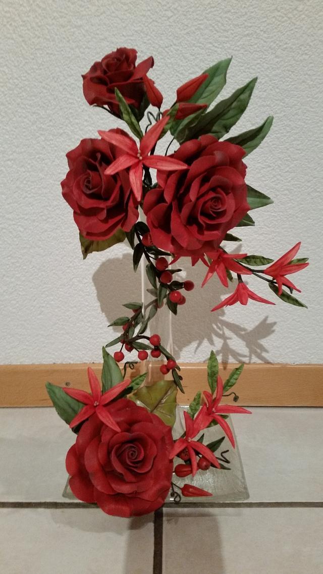 Baccara Roses...