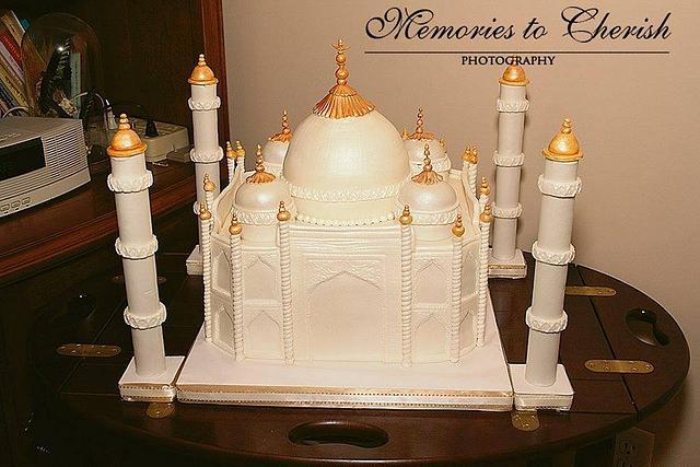 Taj Mahal Wedding