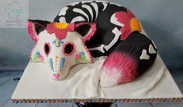 Sugar Skull Bakers - Fox