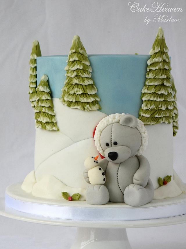 Sharing some Christmas Love Cake