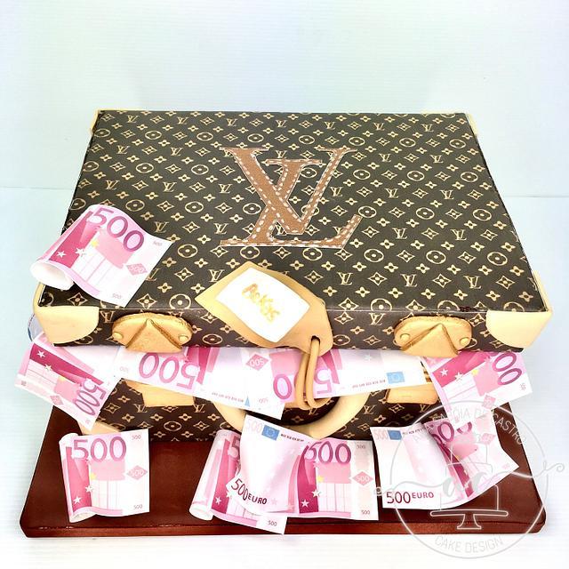 Louis Vuitton Alzer bag cake