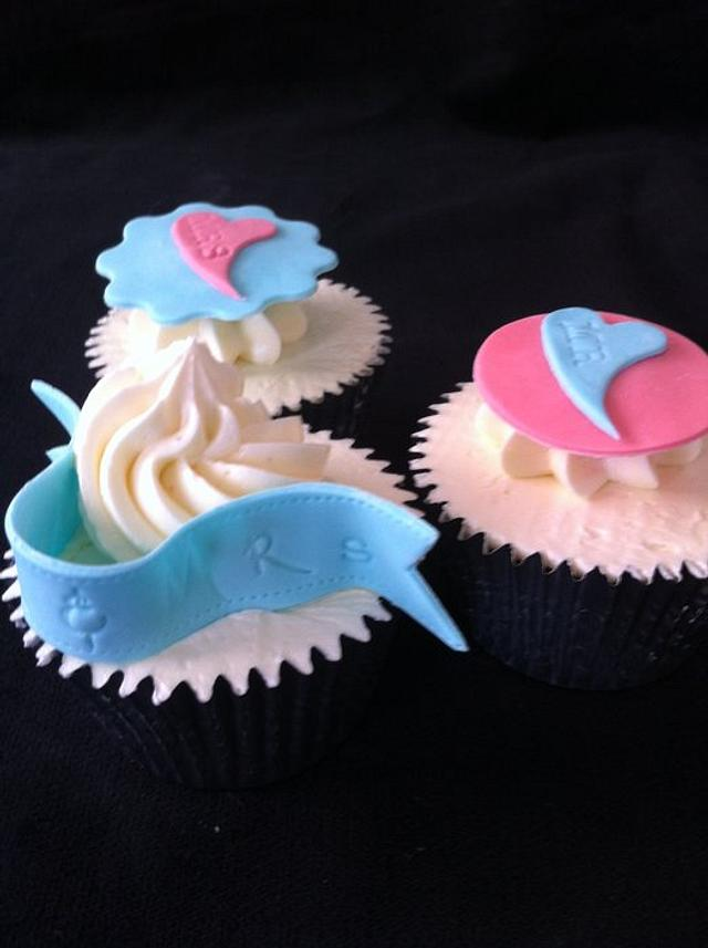mr and mrs cupcakes