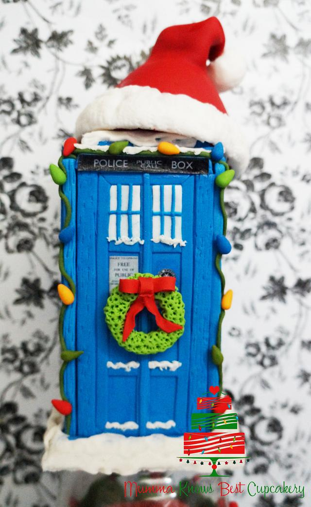 Merry Whovian Christmas 2016 Collaboration