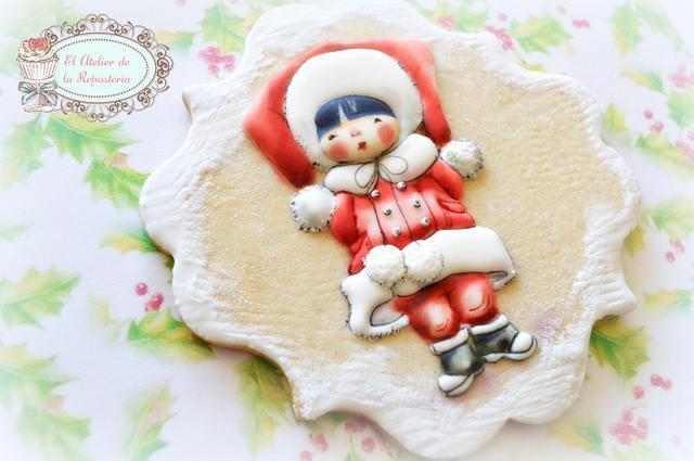 Niña Santa