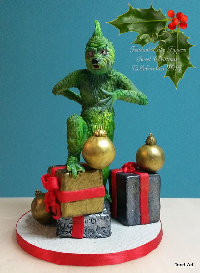 Sweet christmas collaboration the grinch