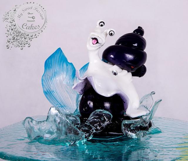 """Isomalt - """"Underwater"""""""