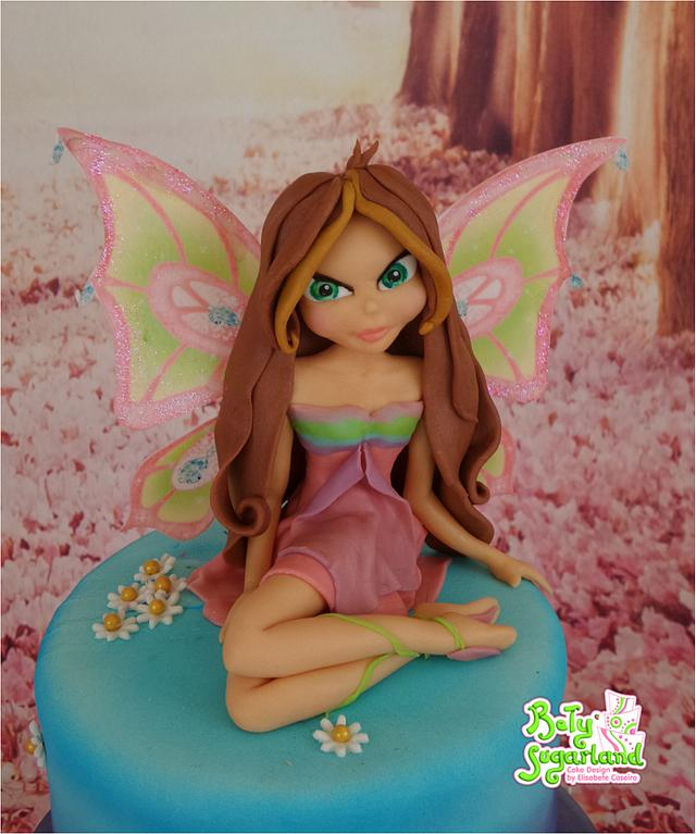 Winx - Flora