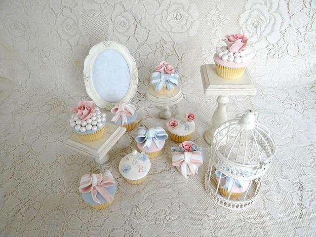 Shabby Chic Cuppycakes