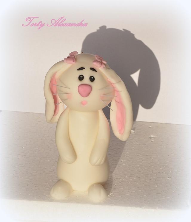 Bunny for little girl