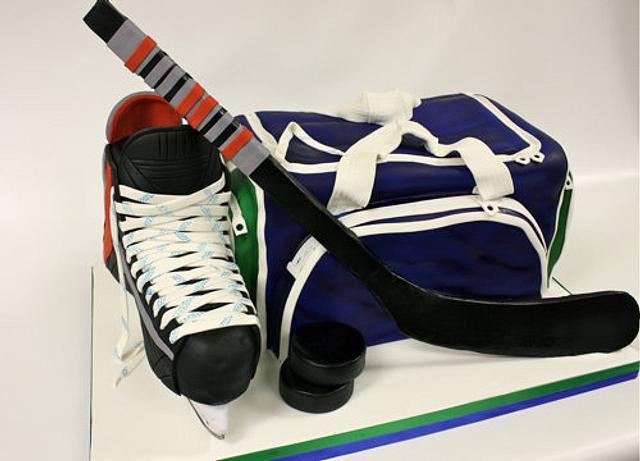 Hockey Paraphernalia