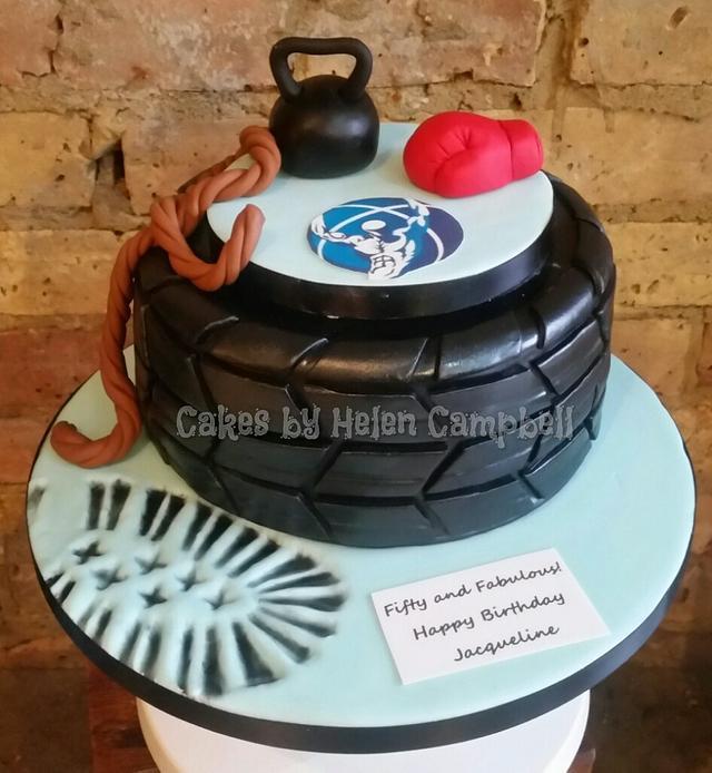 Bootcamp cake