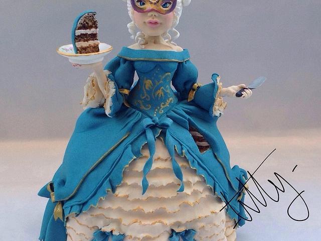 cake lady
