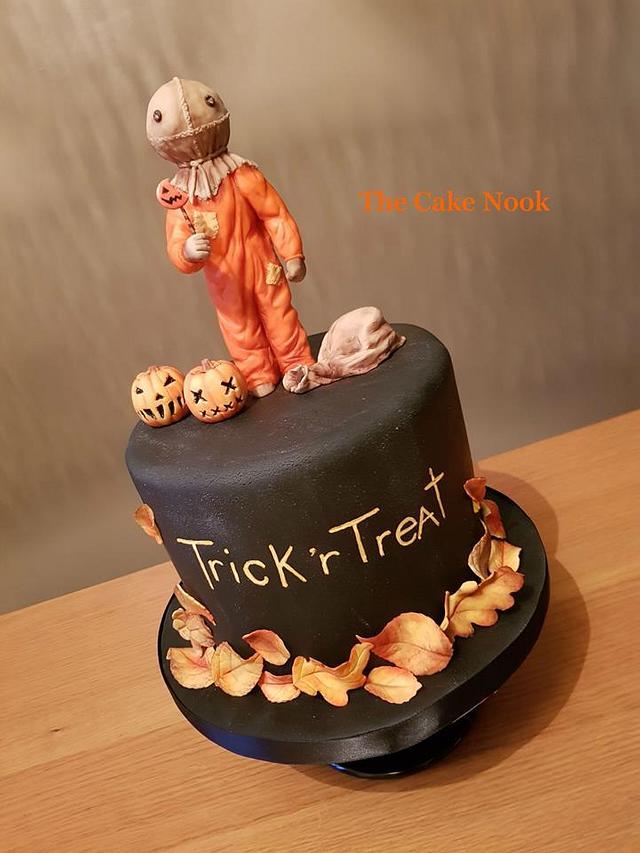 Trick r Treat Cake.