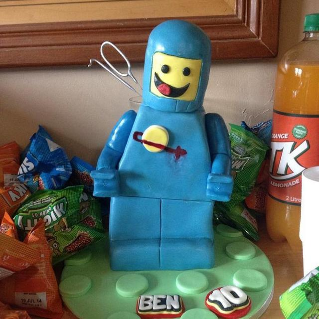 Benny Lego Movie