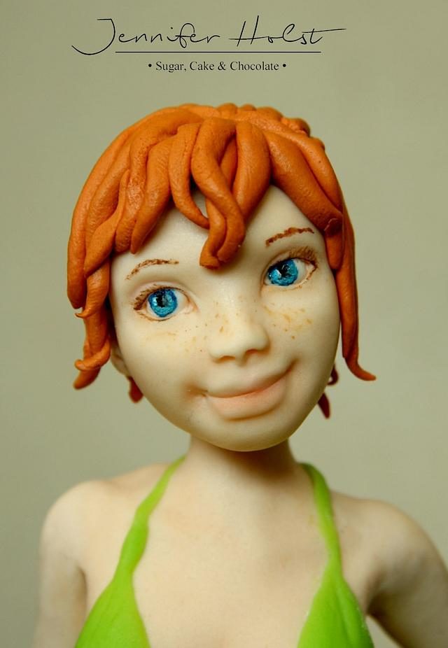 Summer Girl - Figurine