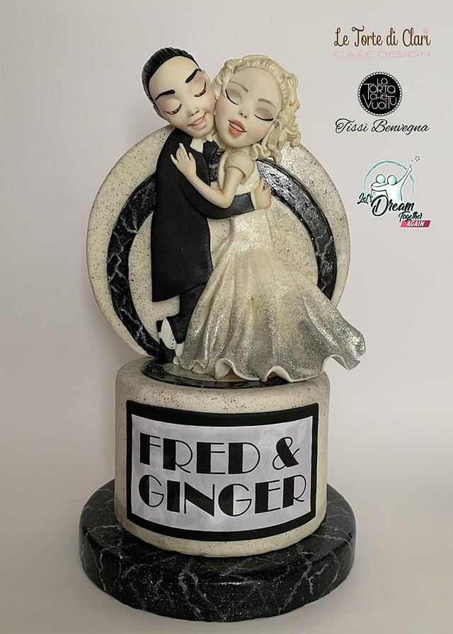 Let's Dream Together Again - Fred e Ginger