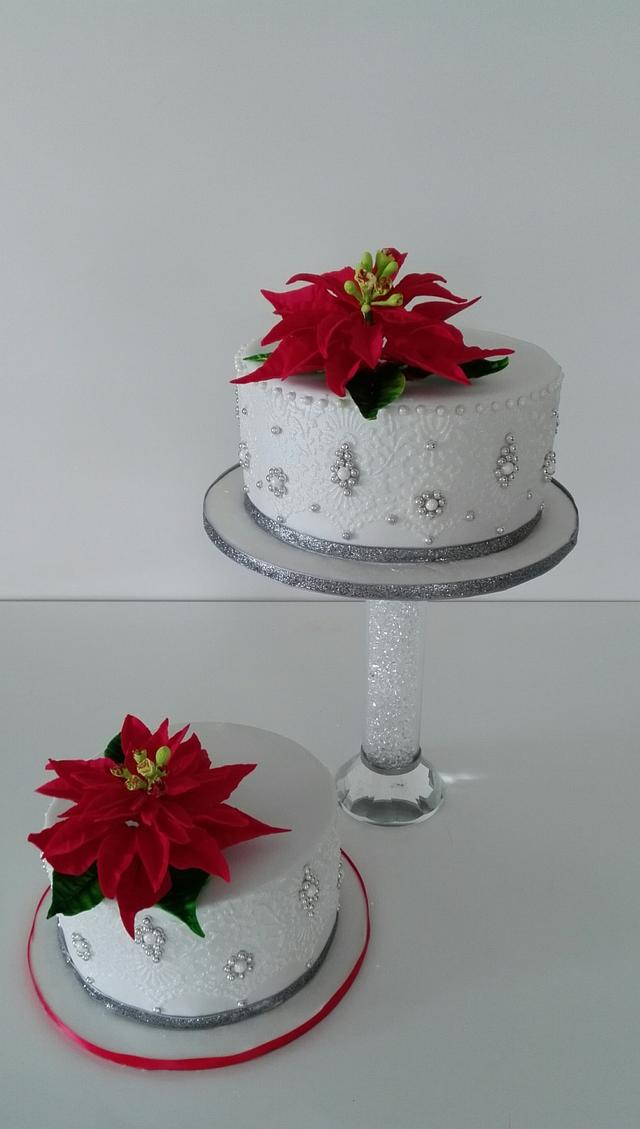Christmas cakes ...